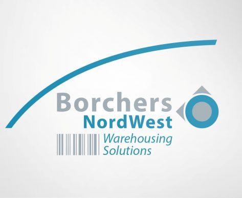 Logo warehousing solutions