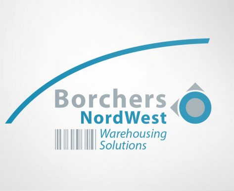 Logo warehousing solutions